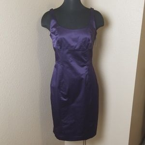 International Concepts Purple Dress New